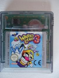 Wario Land 3 Nintendo Gameboy Color / GBC (B.6.1)