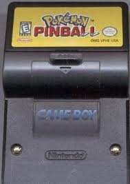 Pokemon Pinball Nintendo Gameboy GB / Color / GBC / Advance / GBA (B.5.1)