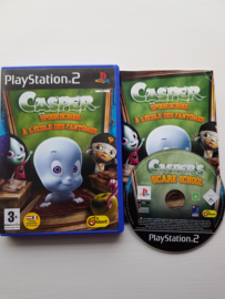Casper en de Spookschool  - Sony Playstation 2 - PS2 (I.2.1)