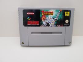Super Turrican - Super Nintendo / SNES / Super Nes spel 16Bit (D.2.3)