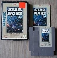 Star Wars Nintendo NES 8bit