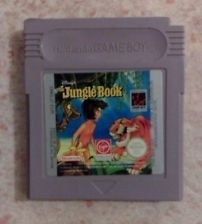 The Jungle Book Nintendo Gameboy GB / Color / GBC / Advance / GBA (B.5.1)