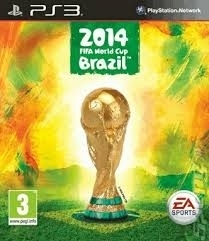 2014 FIFA World Cup Brazil - Sony Playstation 3 - PS3