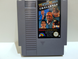 Wrestle Mania Challenge - Nintendo NES 8bit - Pal B (C.2.1)
