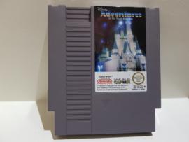 Disney Adventures In The Magic Kingdom - Nintendo NES 8bit - Pal B (C.2.6)