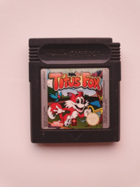The Titus Fox Nintendo Gameboy Color - gbc (B.6.1)