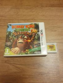 Donkey Kong Returns 3D - Nintendo 3DS 2DS 3DS XL  (B.7.2)