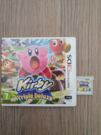 Kirby Triple Deluxe - Nintendo 3DS 2DS 3DS XL  (B.7.2)