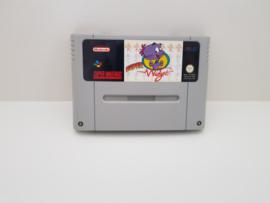 Super Widget - Super Nintendo / SNES / Super Nes spel 16Bit (D.2.3)