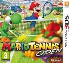 Mario Tennis Open Nintendo 3DS 2DS 3DS XL