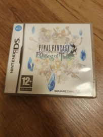 Final Fantasy Crystal Chronicals Echoes of Time - Nintendo ds / ds lite / dsi / dsi xl / 3ds / 3ds xl / 2ds (B.2.3)