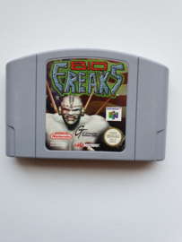 Bio Freaks  Nintendo 64 N64 (E.2.2)