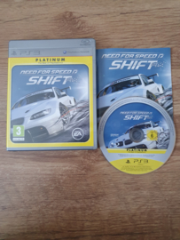 Need For Speed Shift Platinum  - Sony Playstation 3 - PS3
