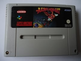 Aero the Acro-Bat - Super Nintendo / SNES / Super Nes spel (D.2.5)