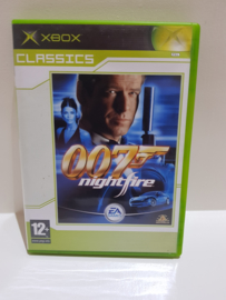 007 Nightfire  XBOX Classics - Microsoft Xbox