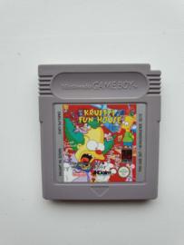 Krusty's Fun House  Nintendo Gameboy GB / Color / GBC / Advance / GBA (B.5.2)