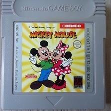 Mickey Mouse Nintendo Gameboy GB / Color / GBC / Advance / GBA (B.5.1)