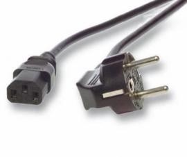 APPARAATSNOER 220v voor b.v. computer laptop of dergelijke (standaard kabel)