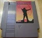 Robin Hood Prince of Thieves Nintendo NES 8bit (C.2.4)