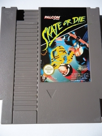 Skate or Die  Nintendo NES 8bit (C.2.6)