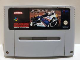 GP-1 - Super Nintendo / SNES / Super Nes spel 16Bit (D.2.7)