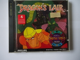 Dragon's Lair Philips CD-i  (N.2.1)