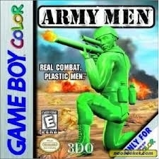 Army Men - Nintendo gameboy Color GBC