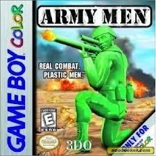 Army Men - Nintendo gameboy Color GBC