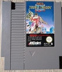 Double Dragon II: The Revenge Nintendo NES 8bit (C.2.2)