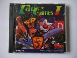 Family Games 1 Philips CD-i (N.2.1)