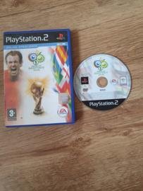 2006 Fifa World Cup - Sony Playstation 2 - PS2 (I.2.3)