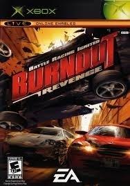 Burnout Revenge - Microsoft Xbox