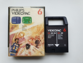 Philips Videopac 6 Bowling / Basketball (O.1.2)