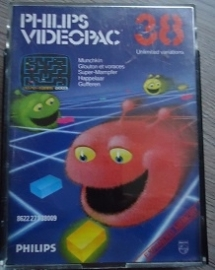 Philips Videopac 38 Munchkin (O.1.1)