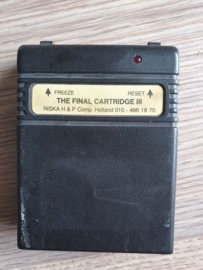 The Final Cartridge 3 - Commodore 64 (T.1.1)