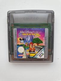 Walt Disney World Magical Racing Tour - Nintendo Gameboy Color - gbc (B.6.1)