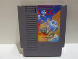 Adventures of Lolo - Nintendo NES 8bit - Pal B (C.2.2)
