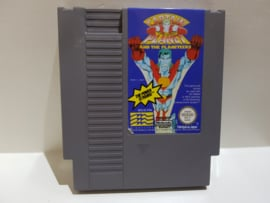 Captain Planet and the Planeteers - Nintendo NES 8bit - Pal B (C.2.5)