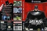 Batman Vengeance USA - Nintendo Gamecube GC NGC