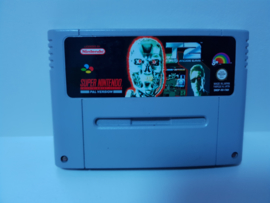 Terminator 2 T2 The Arcade Game - Super Nintendo / SNES / Super Nes spel 16Bit (D.2.9)