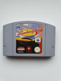 Automobili Lamborghini Nintendo 64 N64 (E.2.2)