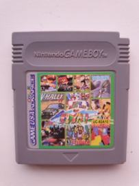 Multicassete Game USA Advance Color 82 in 1 UC - 82A10 - Nintendo Gameboy Color - gbc (B.6.1)