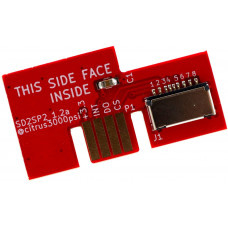 SD2SP2 microSD Card Adapter for GameCube Serial Port 2 Pal with boot disc (T.1.1)