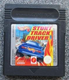 Hot Wheels - Stunt Track Driver  - Nintendo Gameboy Color - gbc (B.6.1)