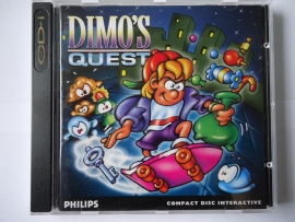 Dimo's Quest Philips CD-i (N.2.1)