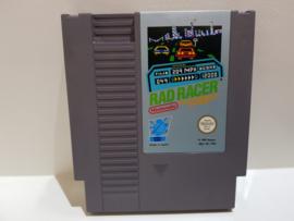 Rad Racer - Nintendo NES 8bit - Pal B (C.2.1)