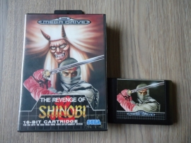 The Revenge of Shinobi Sega Mega Drive (M.2.1)