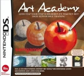 Art Academy - Nintendo ds / ds lite / dsi / dsi xl / 3ds / 3ds xl / 2ds (B.2.1)