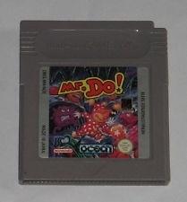 Mr. Do! - Nintendo Gameboy GB / Color / GBC / Advance / GBA (B.5.1)