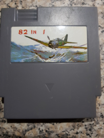 82 in 1 Multirom - Nintendo NES 8bit - Pal B (C.2.7)